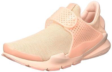 brand new 075ef b0420 Nike Mens Sock Dart BR Lightweight Trainer Athletic Shoes Orange 8 Medium  (D)