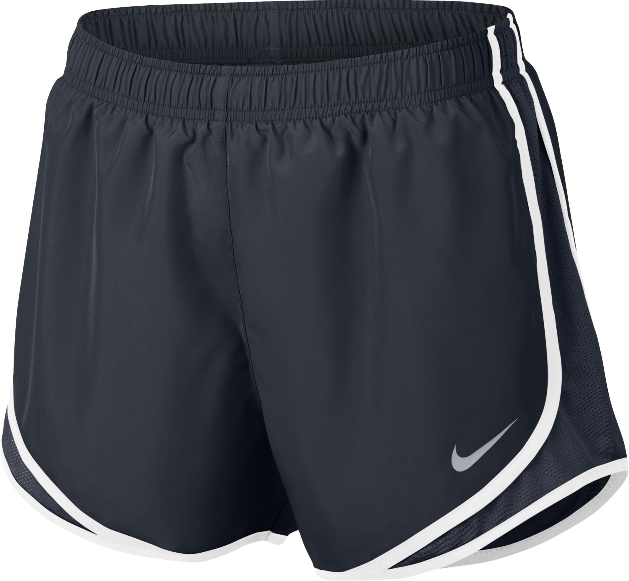 7d53f7dc8e8 Nike Women's Dry Tempo Running Short Dark Obsidian/Wolf Grey Size XX-Large