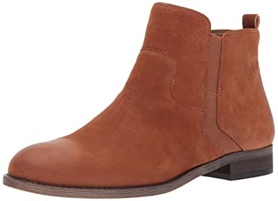 Franco Sarto Women's Hampton Ankle Boot, Whiskey, 4 Medium US