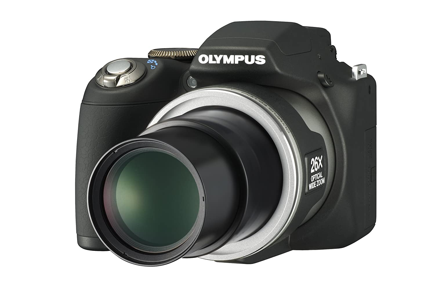 Amazon.com: Olympus SP-590UZ 12 MP Cámara Digital Con Gran ...