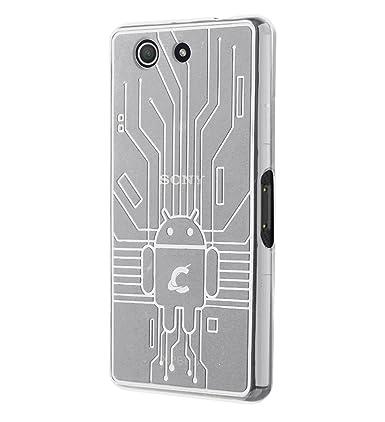 Amazon.com: cruzerlite – Carcasa para Sony Xperia Z3 Compact ...