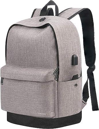 Vancropak Water-Resistant Backpack