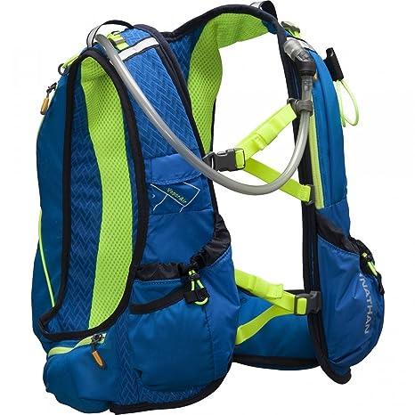 Nathan vaporair Herren Race Weste Hydration Pack Trinkblase 2 L Blau  electric blue S/M (33