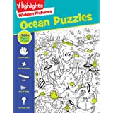 Ocean Puzzles (Highlights Hidden Pictures)