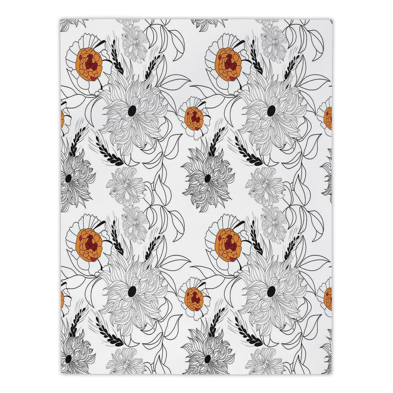 iprint - Mantel Rectangular de satén para decoración de teñidos ...