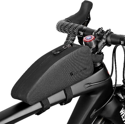 ICOCOPRO - Bolsa Impermeable para Marco de Bicicleta, Bolsa ...