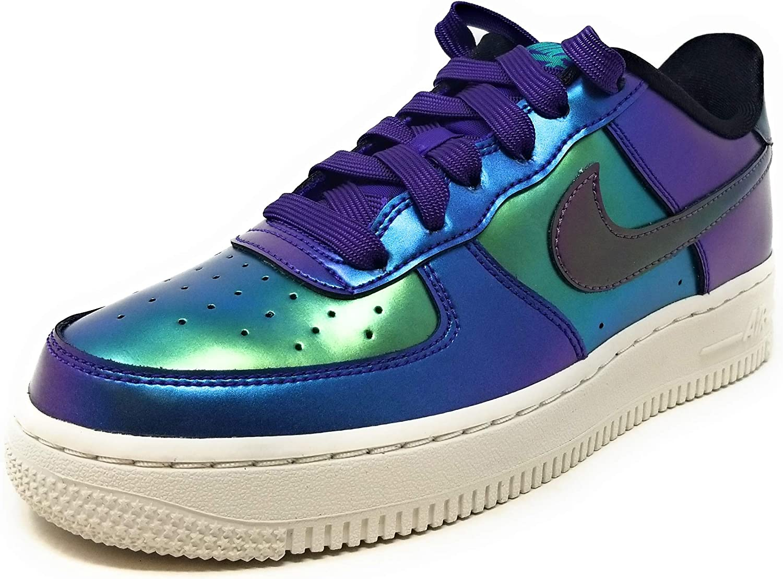 Amazon Com Nike Air Force 1 Lv8 Gs Big Kids Court Purple Rush