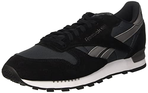4ea91e291dc14b ... Reebok Mens Classic Leather Clip Elements Low-Top Sneakers ...