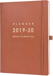 Amazon.com : 2020 Planner - Weekly & Monthly Planner with ...