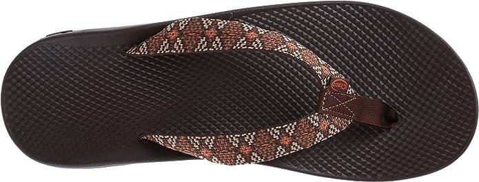 Chaco Flip Vibe Sandalias, Color marrón, Talla 49 EU (M ...