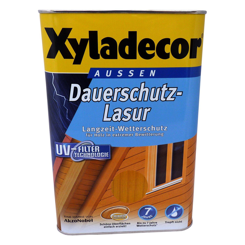 XYLADECOR Holzschutzlasur / Dauerschutzlasur 750 ml palisander