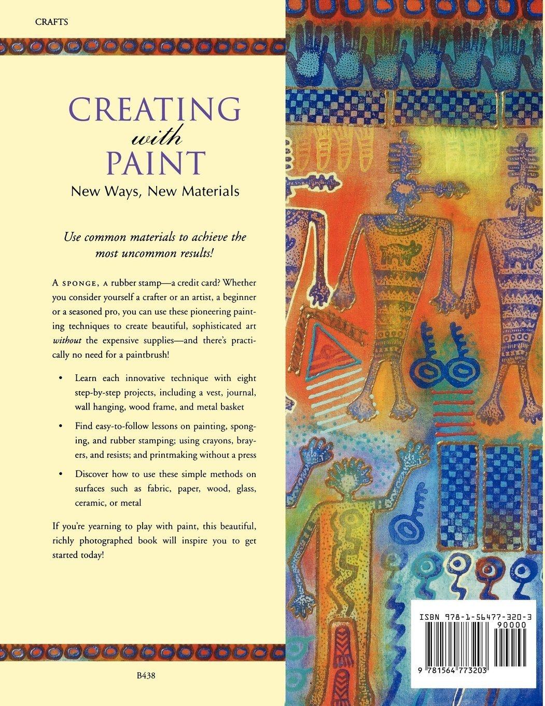 Creating with Paint: Sherrill Kahn: 9781564773203: Amazon.com: Books