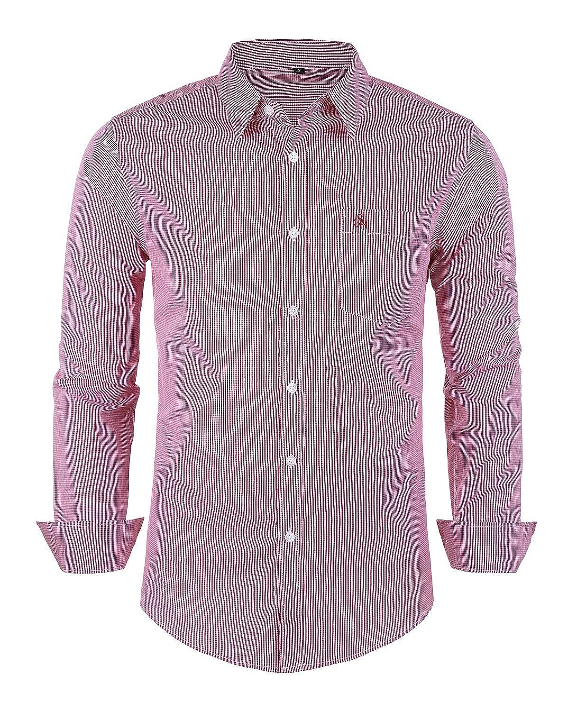 Schonlos - Camisa Formal - para Hombre