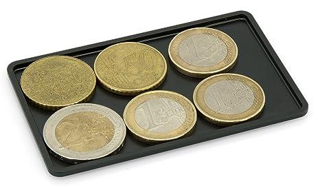 SLIMPURO® Monedero Pequeño - Estuche Universal Para Monedas Hecho De Aluminio Para Su Tarjetero, Cartera, Billetera, Funda Para Tarjetas o Cartera ...