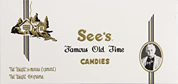 Seeu0027s Candies 1 lb. Assorted Chocolates & Amazon.com : Seeu0027s Candies 1 lb. Assorted Chocolates : Chocolate ... Aboutintivar.Com