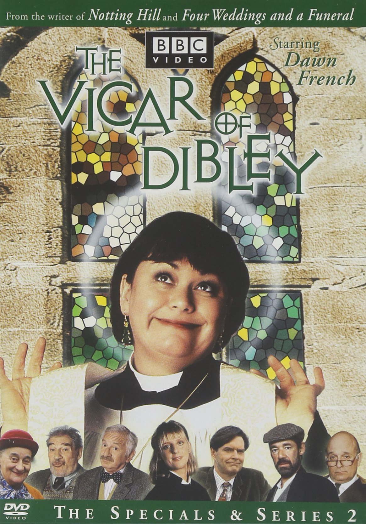 The Vicar of Dibley - The Complete Series 2 & the Specials