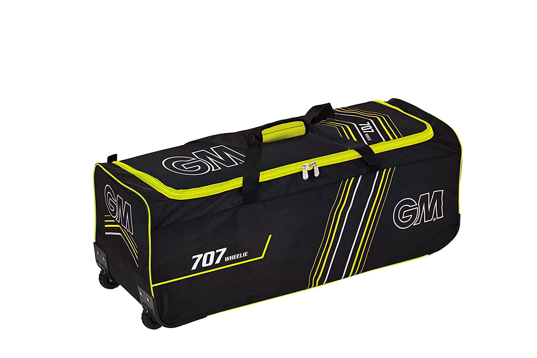 GM 707 Wheelie 2018 Bag Yellow One Size Gunn & Moore 41801801