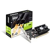 MSI Graphic Cards GT 1030 2G LP OC, Low Profile
