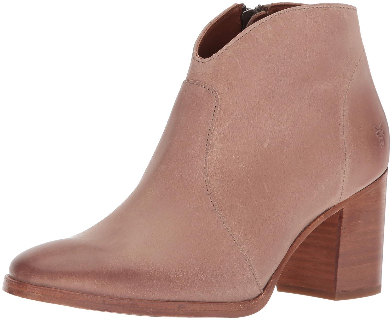 FRYE Women's Nora Zip Short Ankle Boot B0721CR99M 7 B(M) US|Dusty Rose