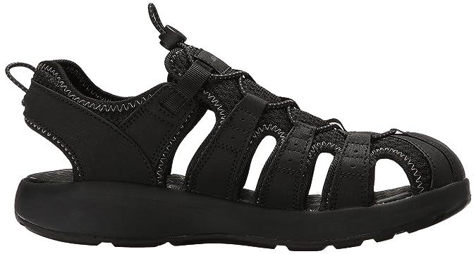 bc06e0469a4d Skechers Men s Melbo Journeyman2 Fisherman Sandal  Amazon.co.uk  Shoes    Bags