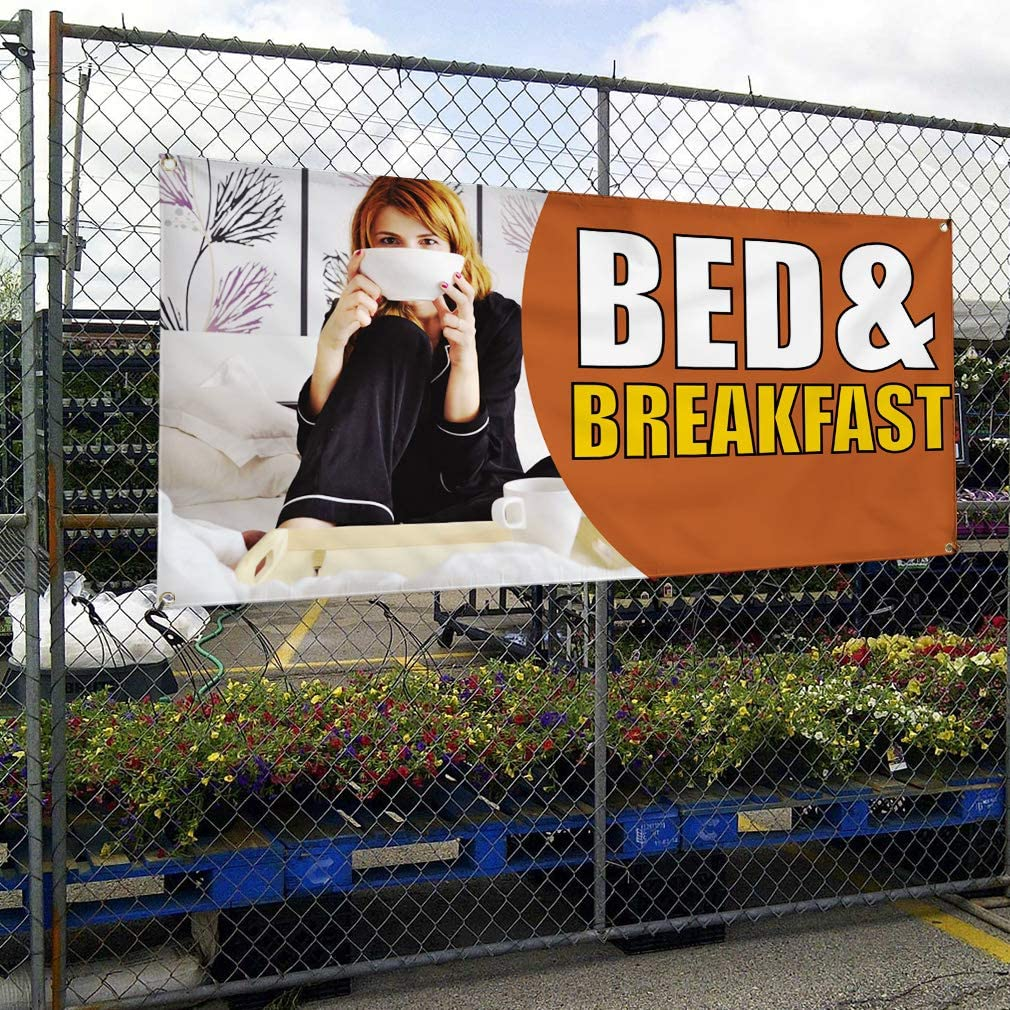 Vinyl Banner Multiple Sizes Its A Great Idea Advertising Printing Business Outdoor Weatherproof Industrial Yard Signs 10 Grommets 60x144Inches