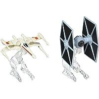 Hot Wheels - Pack naves Star Wars Tie