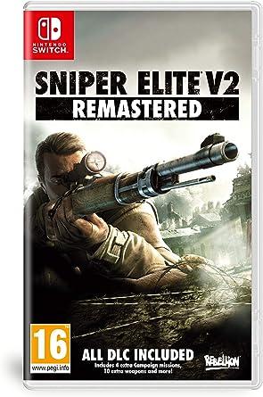 Sniper Elite V2 Remastered: Amazon.es: Videojuegos