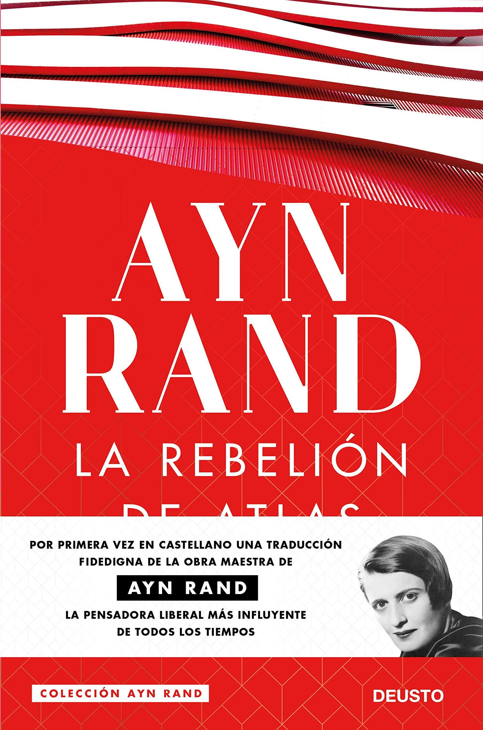 La rebelión de Atlas (Colección Ayn Rand): Amazon.es: Rand, Ayn ...