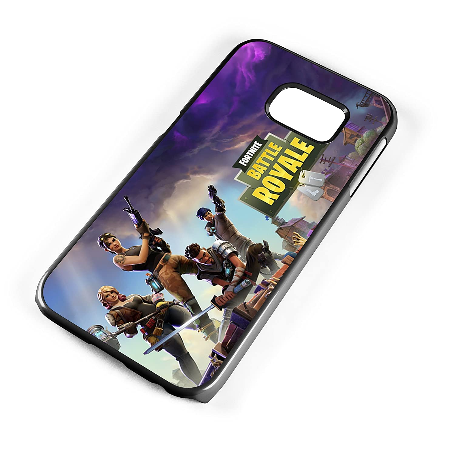 phone case video game fortnite cover samsung s4 s4 mini s5 s6 s6 edge s7 s7 edge s8 s8 a5 j5 j7 amazon co uk handmade - is fortnite available on samsung s6