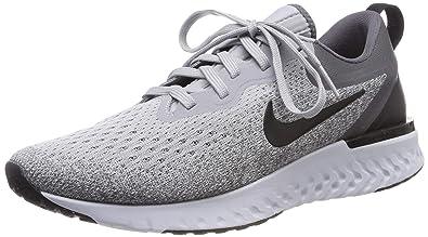 1115b69b718bb Nike Men's Odyssey React Wolf Grey/Black-Dark Grey Running Shoes (UK ...