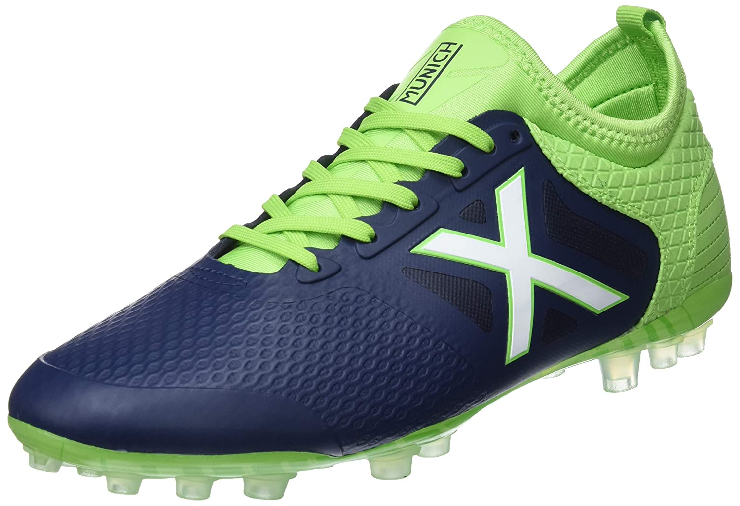 Munich Tiga Football, Zapatillas de Deporte Unisex Adulto