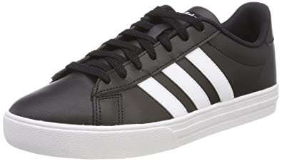 official photos 5b277 07482 adidas Daily 2.0 Db0161, Scarpe da Ginnastica Basse Uomo, Nero (Black),