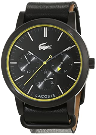 lacoste men s watch 2010876 amazon co uk watches lacoste men s watch 2010876