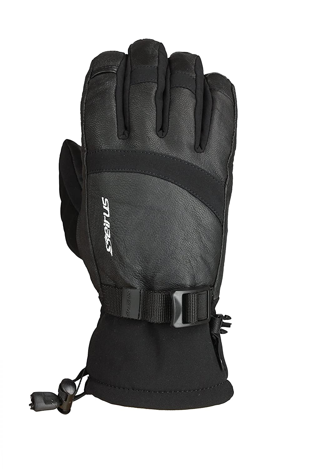 Relaxed Fit Seirus Innovation 1401 Mens Softshell Signal Waterproof Polartec Cold Weather Winter Glove