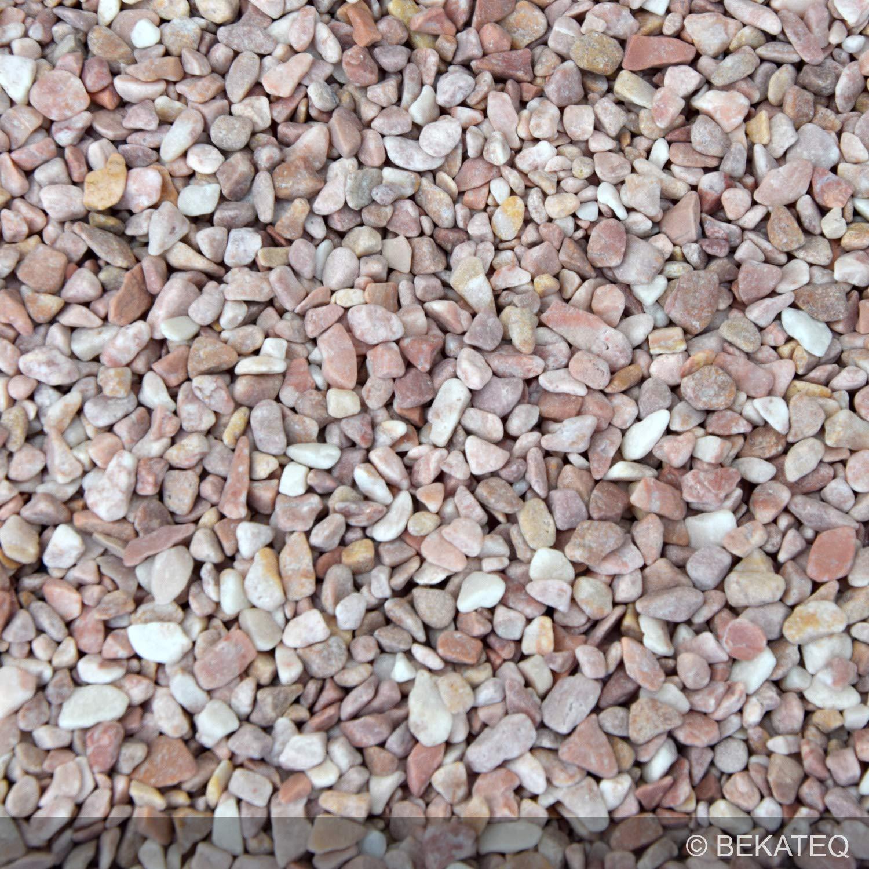Bodenbelag Marmorkies zur Bodenbeschichtung BEKATEQ BK-600EP Steinteppich Set Grigio Cielo 25kg Marmorkies + 1,5kg Bindemittel