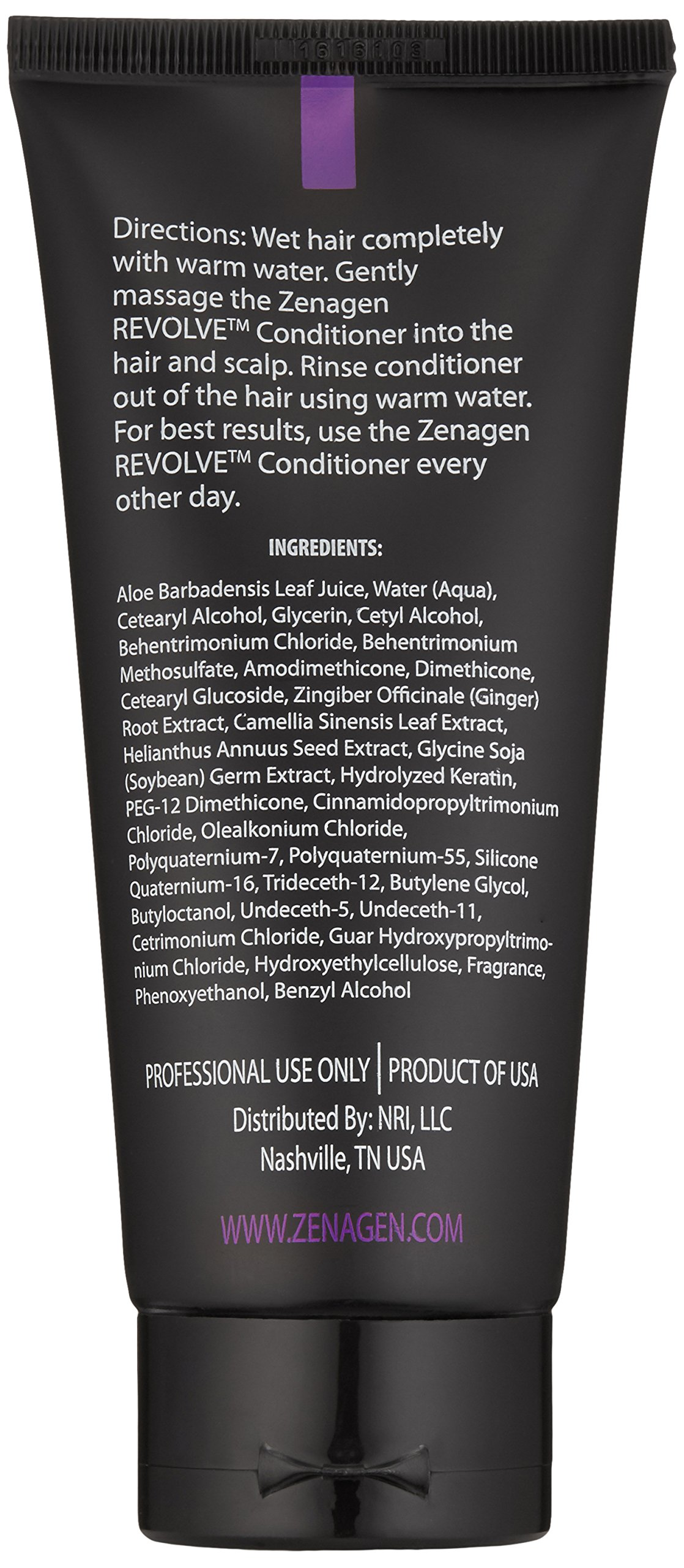 Zenagen Revolve Thickening Conditioner for Hair Loss and Fine Hair, 5 oz. by Zenagen (Image #5)