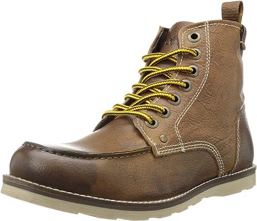 Crevo Men's Buck Fashion Boot