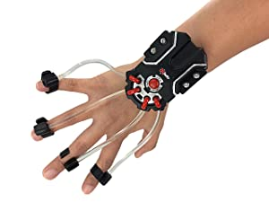SpyX/ Lite Hand -Cool Light Device for Your Hands&Fingers to Navigate The Dark. Must Have Gear for a spy Collection. Lite Beams Attach to Fingers to Distract Your Target or stealthly See in The Dark!