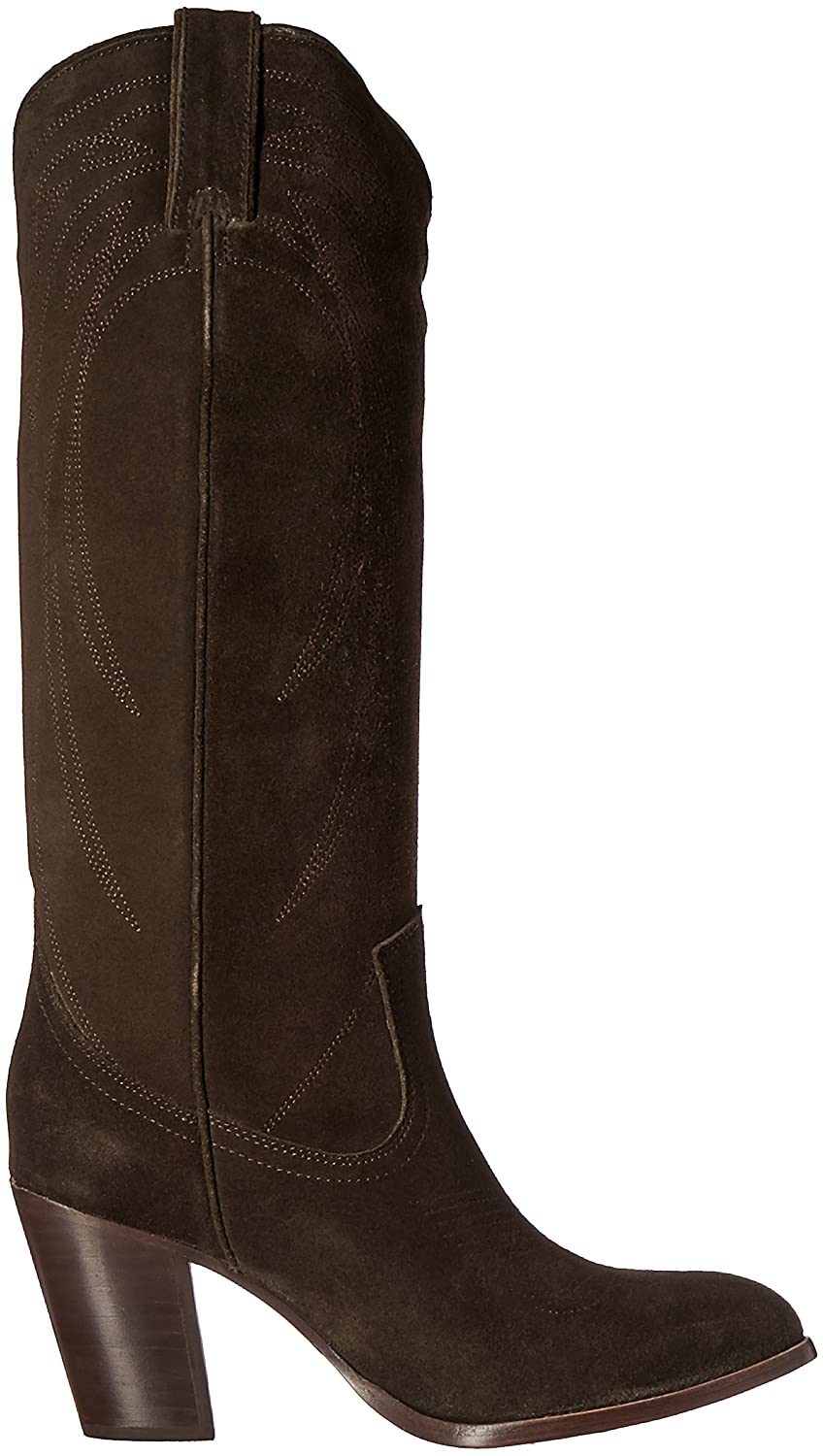 FRYE Women's Ilana B0192DBV9O Pull on Western Boot B0192DBV9O Ilana 5.5 B(M) US|Fatigue 84d5d0
