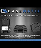 Casematix TravelCase Compatible with Xbox One
