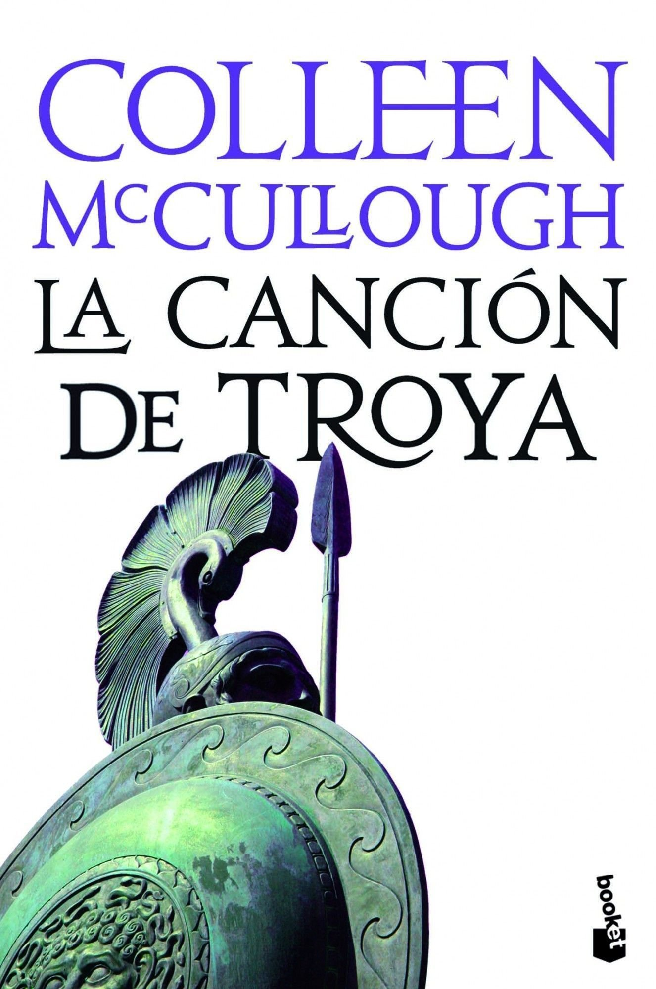 La canción de Troya (Booket Logista): Amazon.es: Colleen ...