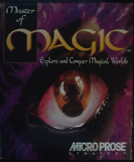 Amazon com: Master of Magic: Microprose: Software