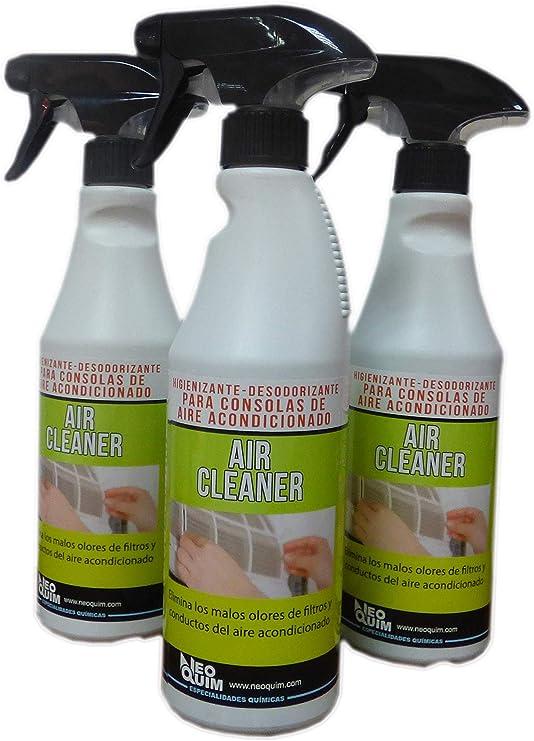 Neoquim Air Cleaner Pulverizador Limpiador de Aire Acondicionado y ...