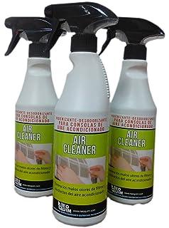 Limpiador desinfectante en spray para aire acondicionado, split y ...