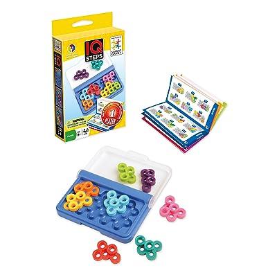 SmartGames IQ Steps: Toys & Games