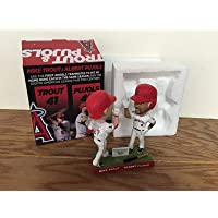 $49 » Mike Trout and Albert Pujols ANAHEIM ANGELS DOUBLE Bobblehead STADIUM PROMO SGA