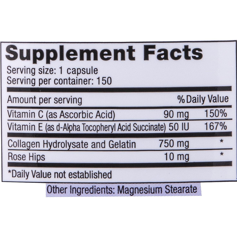 Amazon.com: Sanar Naturals Premium Collagen Hydrolysate Anti-Wrinkle Formula PACK of 2 (300 Caps) /- Colágeno Premium Hidrolizado Antiarrugas Paquete de 2 ...