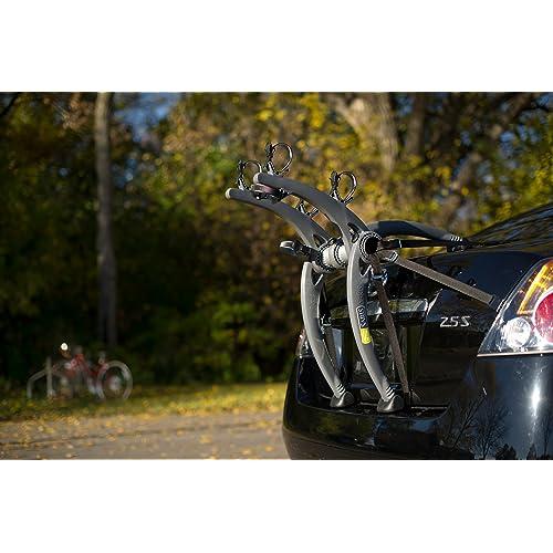 Saris Bones 2 Bike Trunk Rack, Black