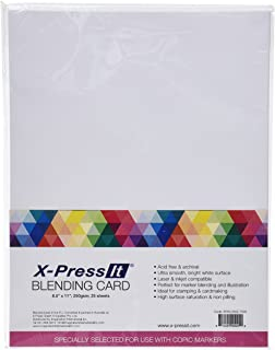 copic markers 8 12 by 11 inch blending card by x - Color Swatch Book