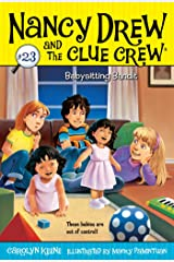 Babysitting Bandit (Nancy Drew and the Clue Crew Book 23) Kindle Edition